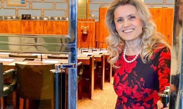 Processo contra deputada finlandesa que citou a Bíblia é 'ato de opressão', dizem juristas