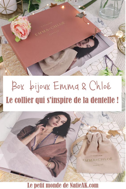 box bijoux emma & Chloé avis
