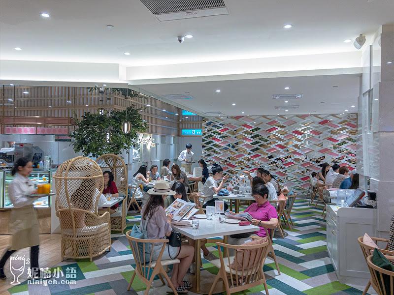 【市政府美食】Lady Nara 台北統一時代店。曼谷網美系餐廳夢幻登台