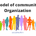 Models of community organization