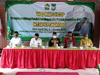 MTsN 4 Ponorogo adakan workshop management bidang pendidikan Diniyah dan pondok pesantren di madrasah