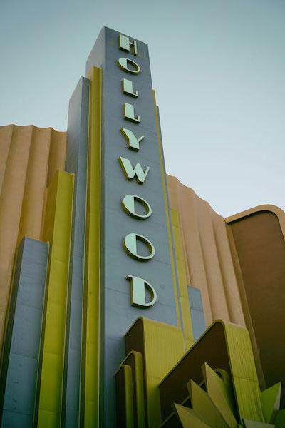 ハリウッドをモチーフにしたテーマパークがモーションゲート・ドバイ
