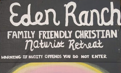 Eden Ranch - Family Friendly Christian Naturist Retreat