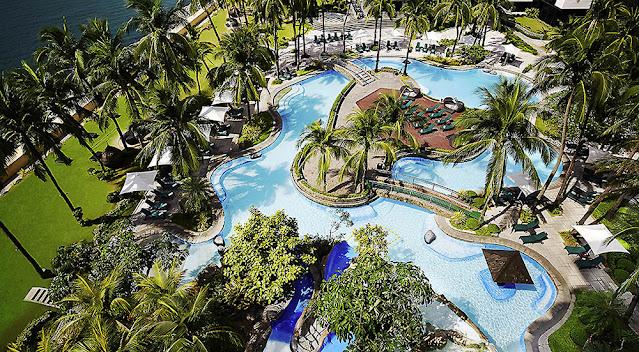 The Sofitel Philippine Plaza Manila Hotel