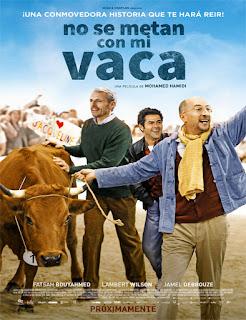 La vache (No se metan con mi vaca) (2016)