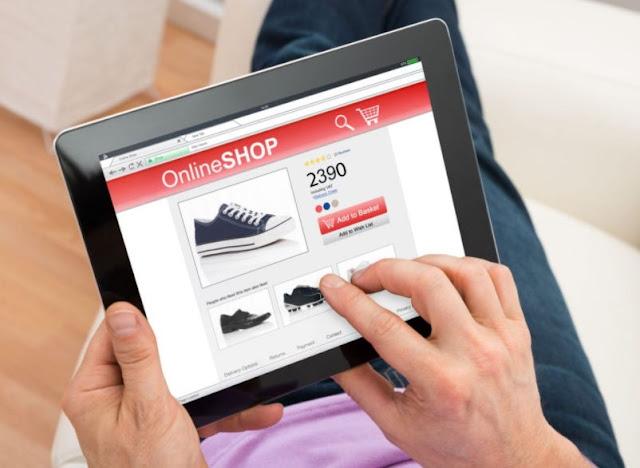 Mencari Barang Untuk Jualan Online di Internet