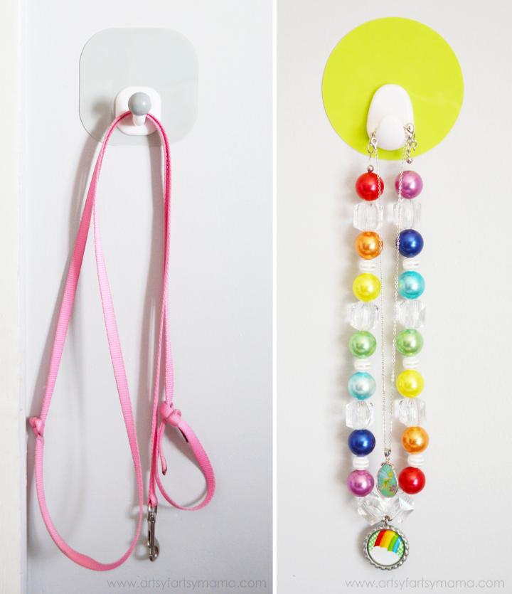Easy Tricks to Organize Your Home at artsyfartsymama.com