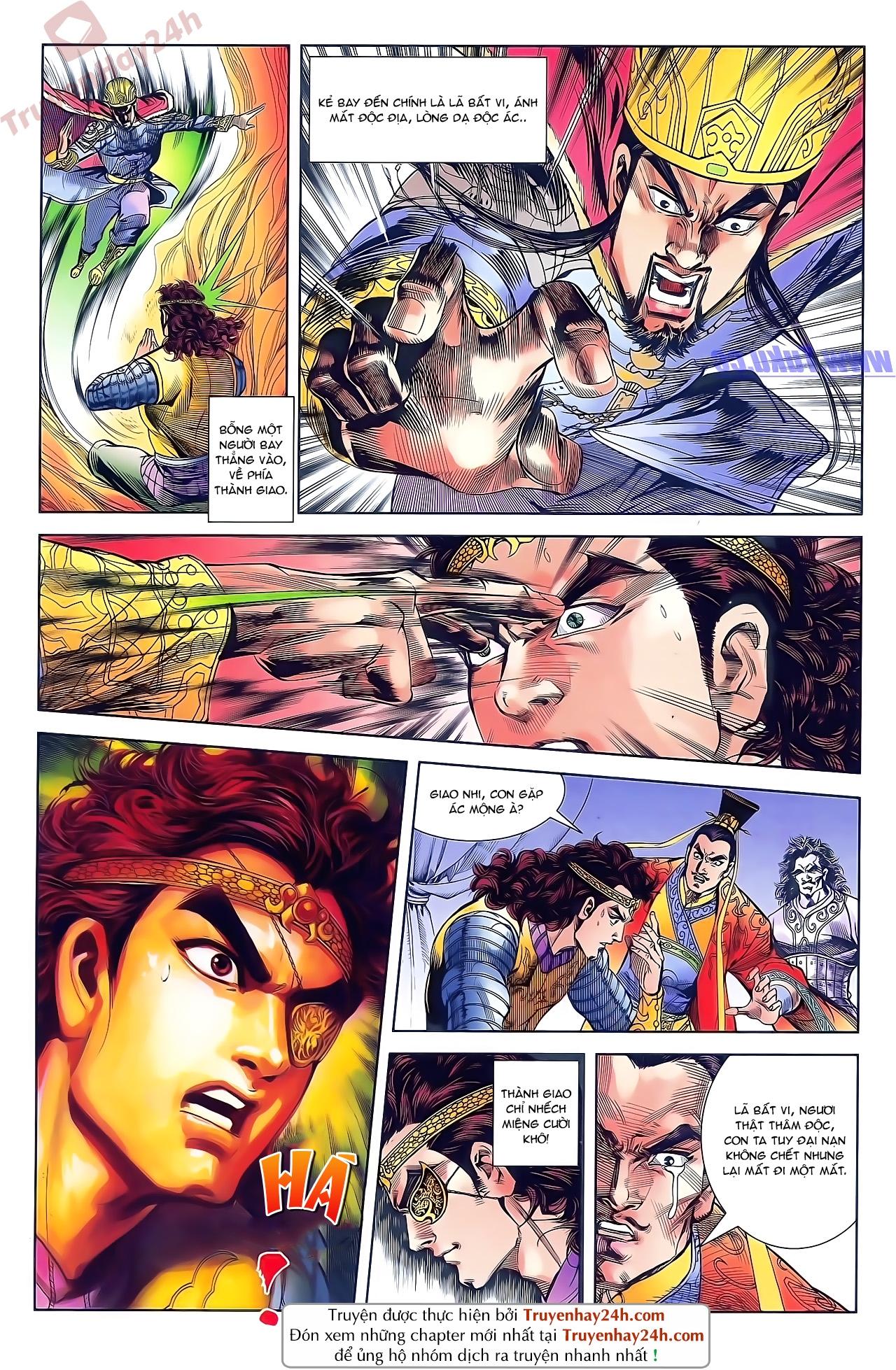 Tần Vương Doanh Chính chapter 49 trang 27