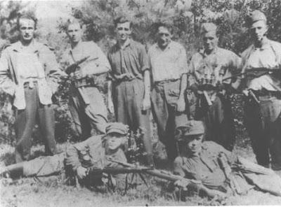 """WW2 Poland - Battalion Chlopskie """"Odwet"""""""