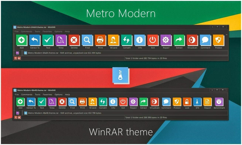 metro theme