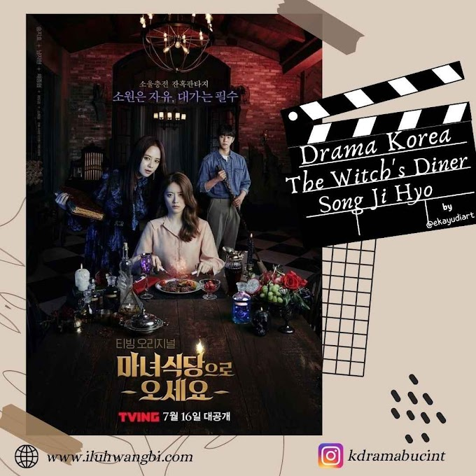 Drama Korea The Witch's Diner Song Ji Hyo
