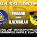 Live Streaming Pahang vs Negeri Sembilan 4.7.2017 Piala Malaysia