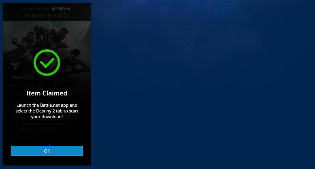 أحصـل على لعبـة Destiny 2 بشكـل مجاني كليا و قانـوني للحاسـوب لفتـرة محـدودة