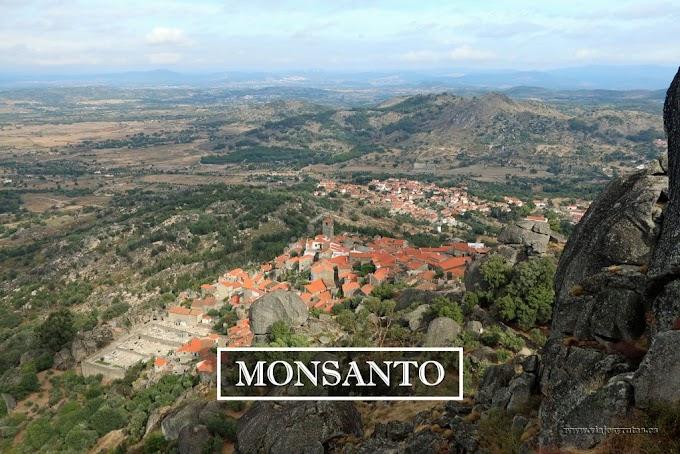 Monsanto, una bella aldea histórica de Portugal