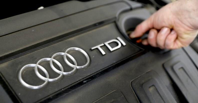 Audi tiene hasta el 26 de septiembre para eliminar el software ilegal de sus coches diesel
