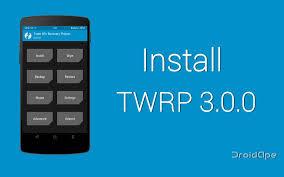 How To Flash TWRP Custom Recovery On Tecno Phantom Z and Z mini: