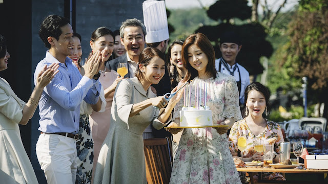 Choi Yeon-kyo Park So-dam Bong Joon-ho | Parasite | VIFF 2019