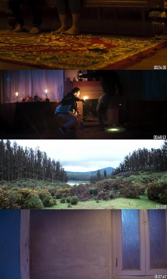 Boomika 2021 Hindi Dubbed 720p 480p Full Movie Download