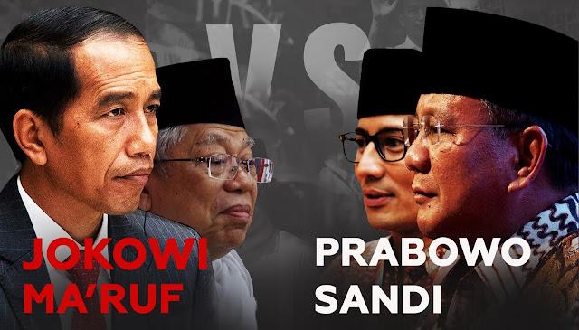 Alvara Research: Jokowi Berpeluang Menang di Jawa, Prabowo di Sumatera