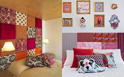 Ideias para decorar seu quarto da maneira faça você mesmo!