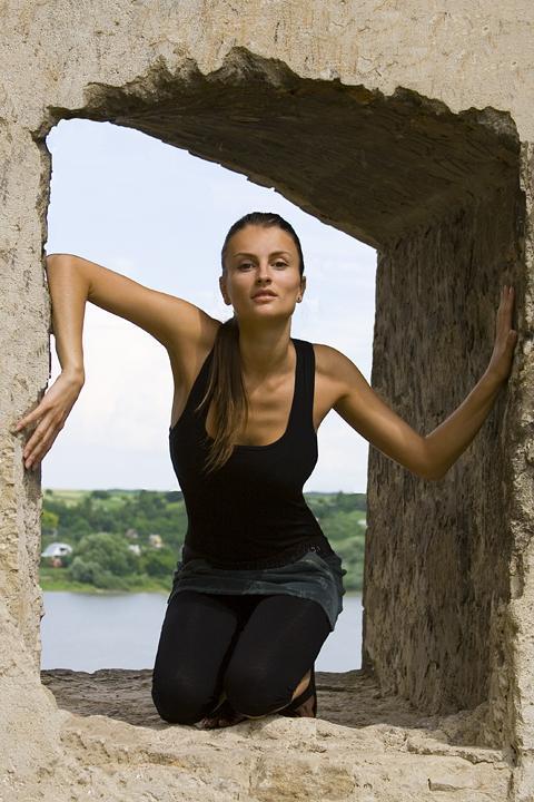 Ukraine Filles En Bikini