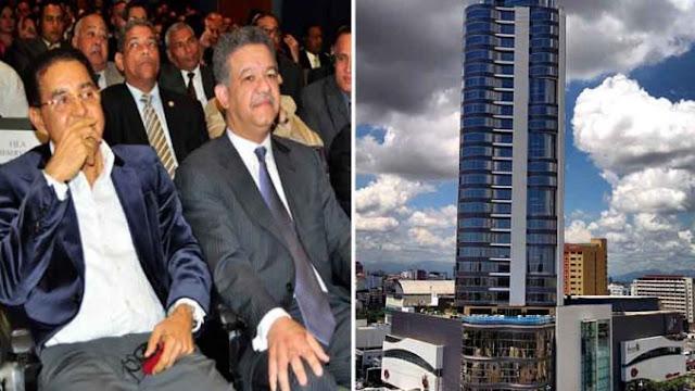 BOMBA: Ingeniero Diandino Peña vende Plaza Silver Sun Gallery en $25 MIL MILLONES