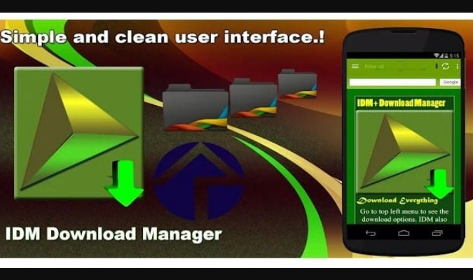 Aplikasi Download Manager Android - IDM Download Manager