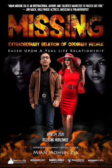 MISSING by Mian Mohsin Zia