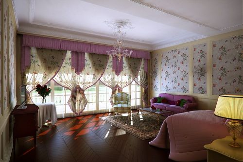 Amazing Photos Of World Latest Designs Of Interior Of Curtains