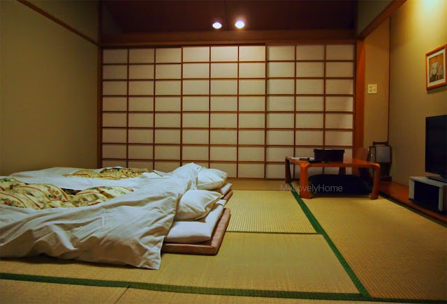 Traditional Japanese Bedroom Ideas