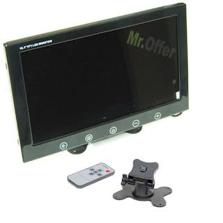 monitor lcd 10 pollici