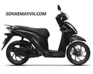 Bán Sơn xe máy HONDA VISION giá rẻ ở HN