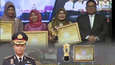 Polres Solok Kota: Selamat Kepada Bawaslu Kota Solok Atas  Penghargaan Bawaslu Award Terbaik I Se-Indonesia