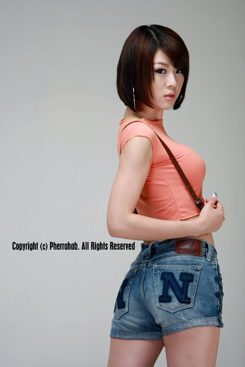 Short Hair So Sexy Hwang Mi Hee Fc