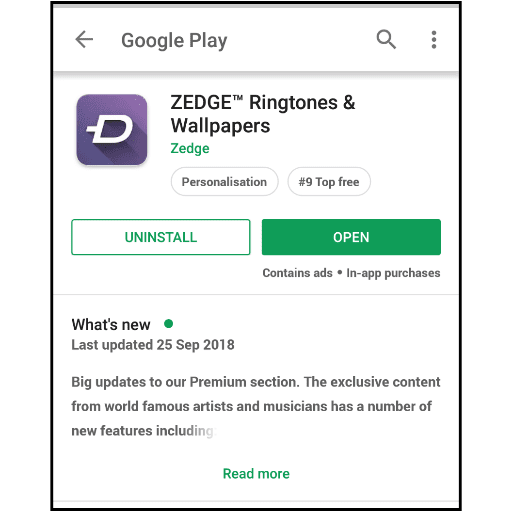 top wallpaper ringtone apps