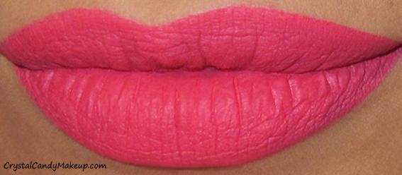 Anastasia Beverly Hills Matte Liquid Lipsticks Review Swatch Sweet Talker