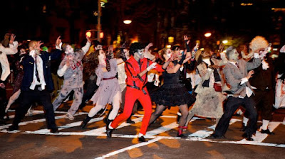 New York Halloween Parade