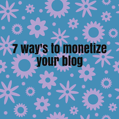 How to monetize blogger