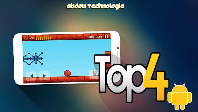 افضل اربعة تطبيقات اندرويد |لعبة الكرة القديمة android