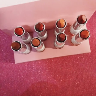 Warna Fanbo  Ultra Satin Lipstick