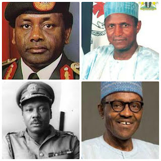 Nigeria's leaders
