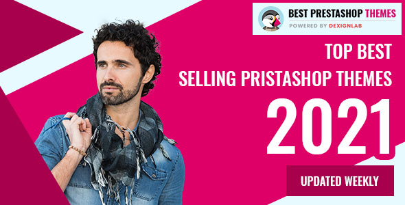Top Rated Best Selling PristaShop Themes 2021 - Updated Weekly