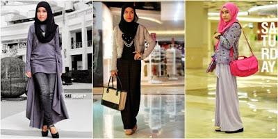 Fashion Wanita Jaman Dulu