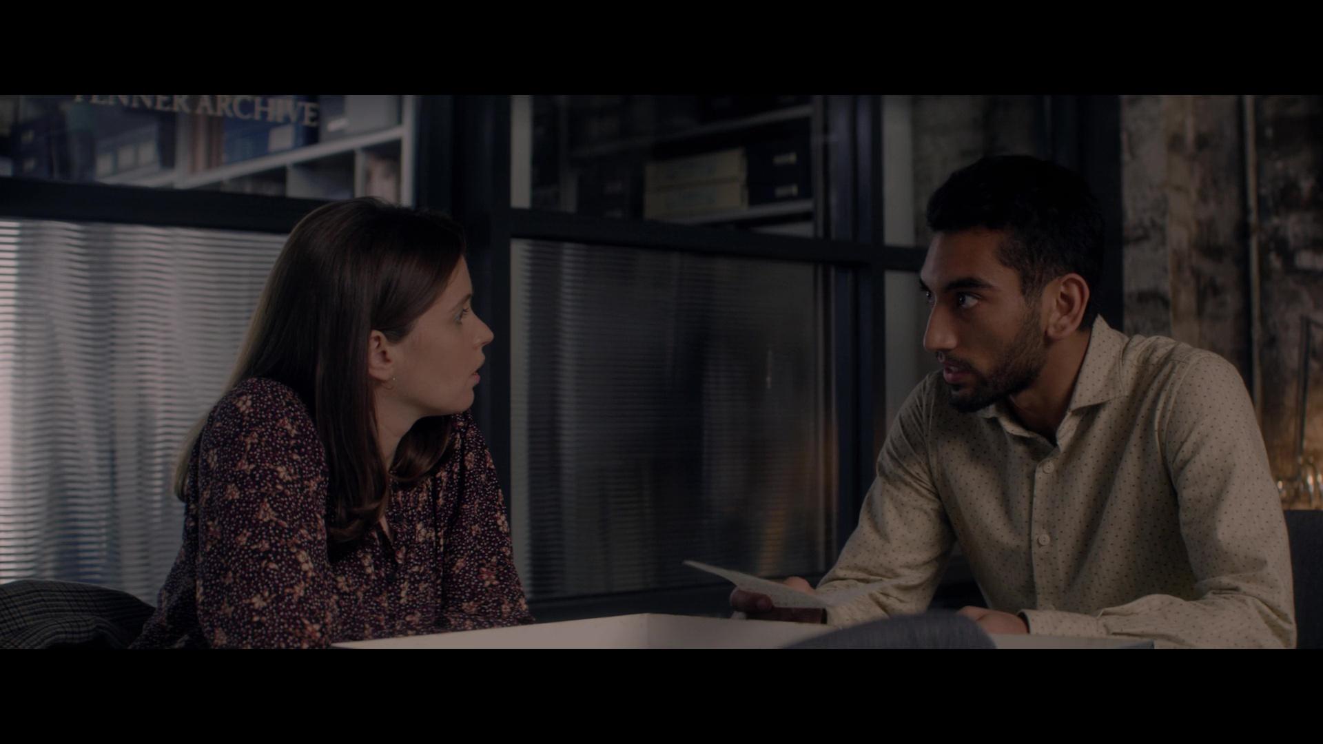 La última carta de amor (2021) 1080p WEB-DL Latino