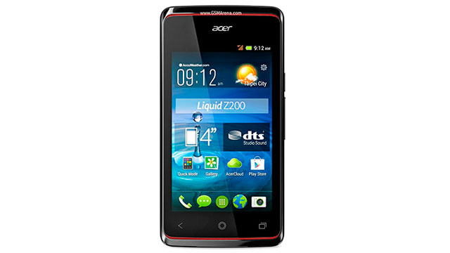 firmware - rom stock Acer Liquid Z200