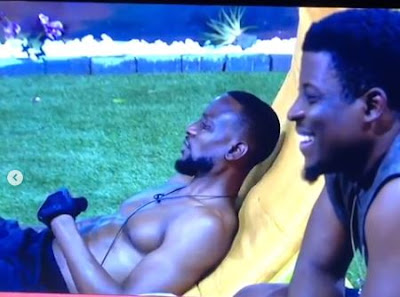 "#BBNaija: ""Mercy Can Poison Me"" - Omashola Tells Seyi"