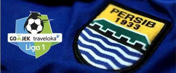 Jadwal Persib di Putaran Kedua Gojek Traveloka Liga 1 2017