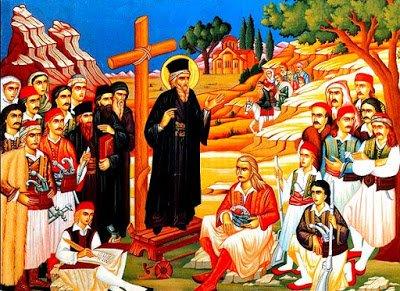 Άγιος Κοσμάς ο Αιτωλός: Εάν θέλετε να ιατρεύσετε την ψυχή σας, τέσσερα πράγματα σας χρειάζονται!