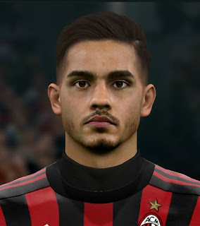 PES 2017 Faces Andre Silva by Sameh Momen