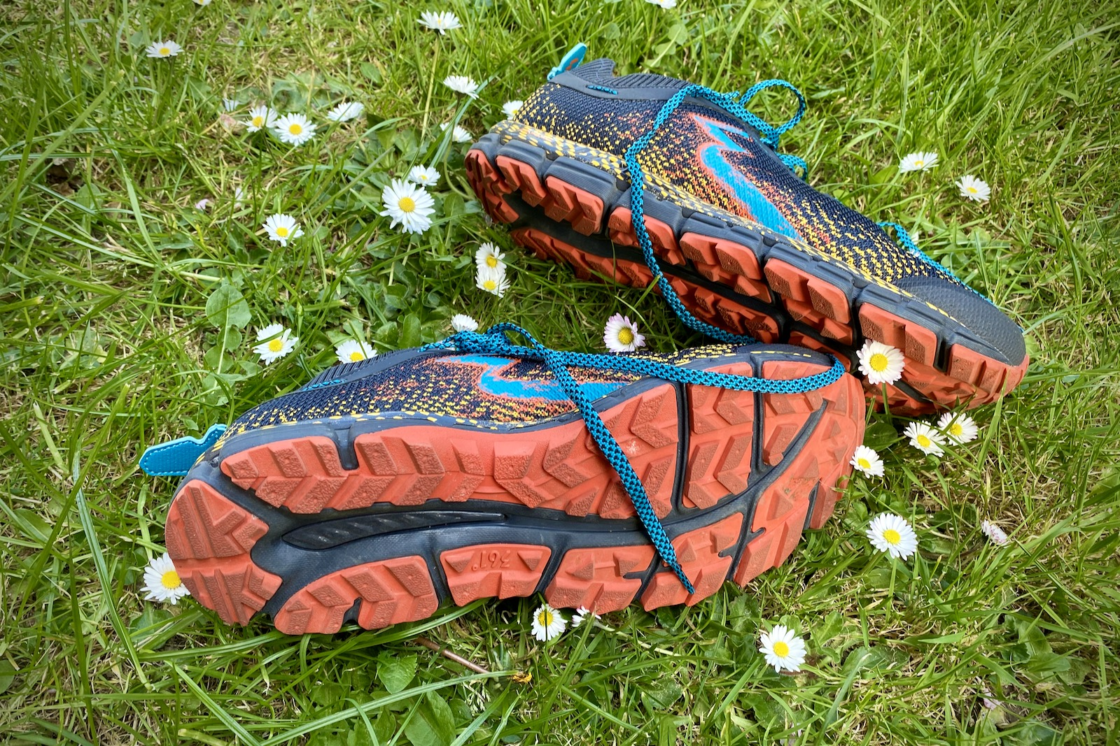 361 Degrees Taroko 2 Trail Running Shoes